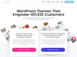 Elegant Themes WordPress Themes - Aurosign