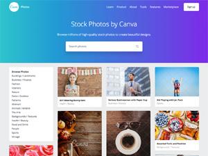 Canva Stock Photos - Aurosign