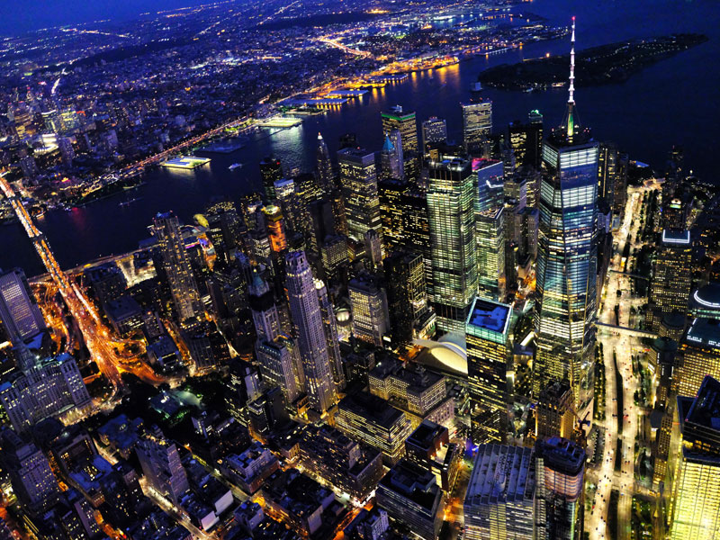 Manhattan, New York City, United States of America (USA)