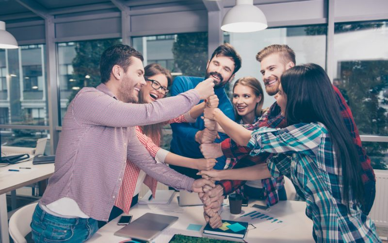 5 Tips to Develop Enthusiastic Team for Your Startup Company